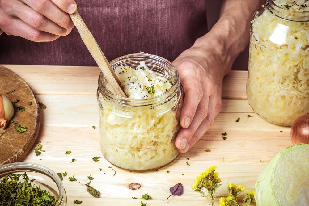 sauerkraut probiotic