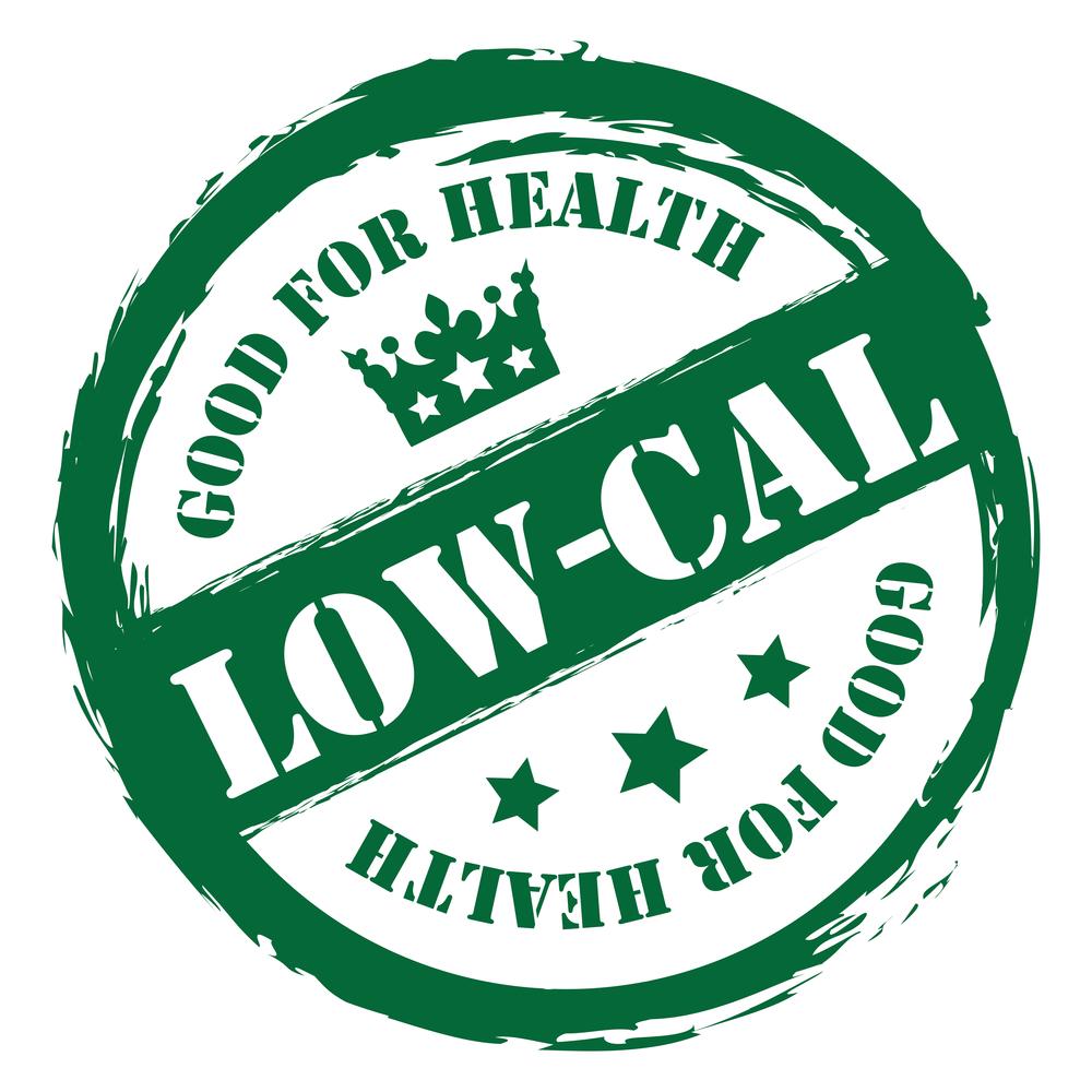 low fat food label claim