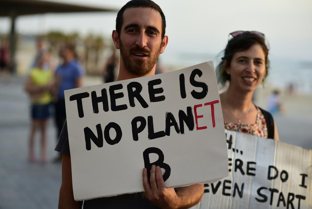 israel climate change