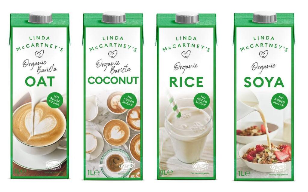 linda mccartney milk