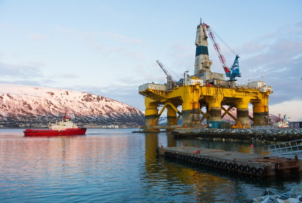 norway oil production
