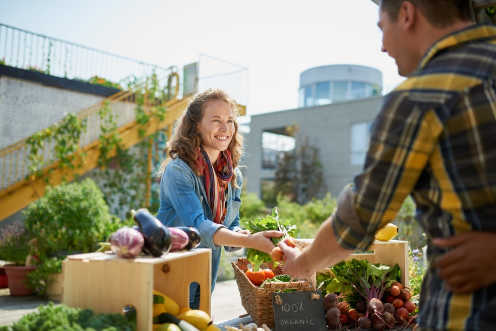 plant based food system