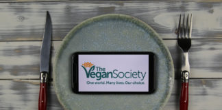 vegan society racism