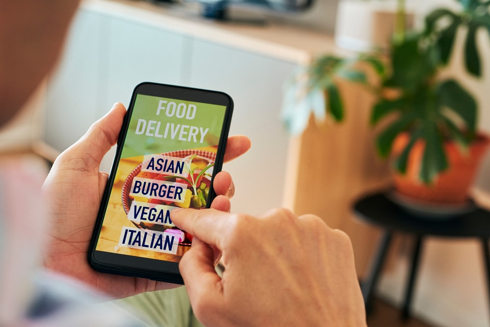 vegan food delivery