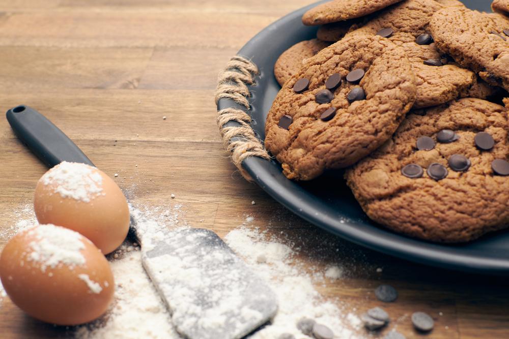 vegan egg substitute for cookies