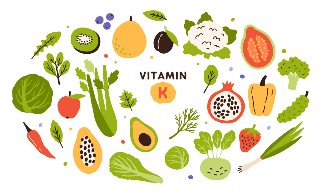 vitamin k vegan sources