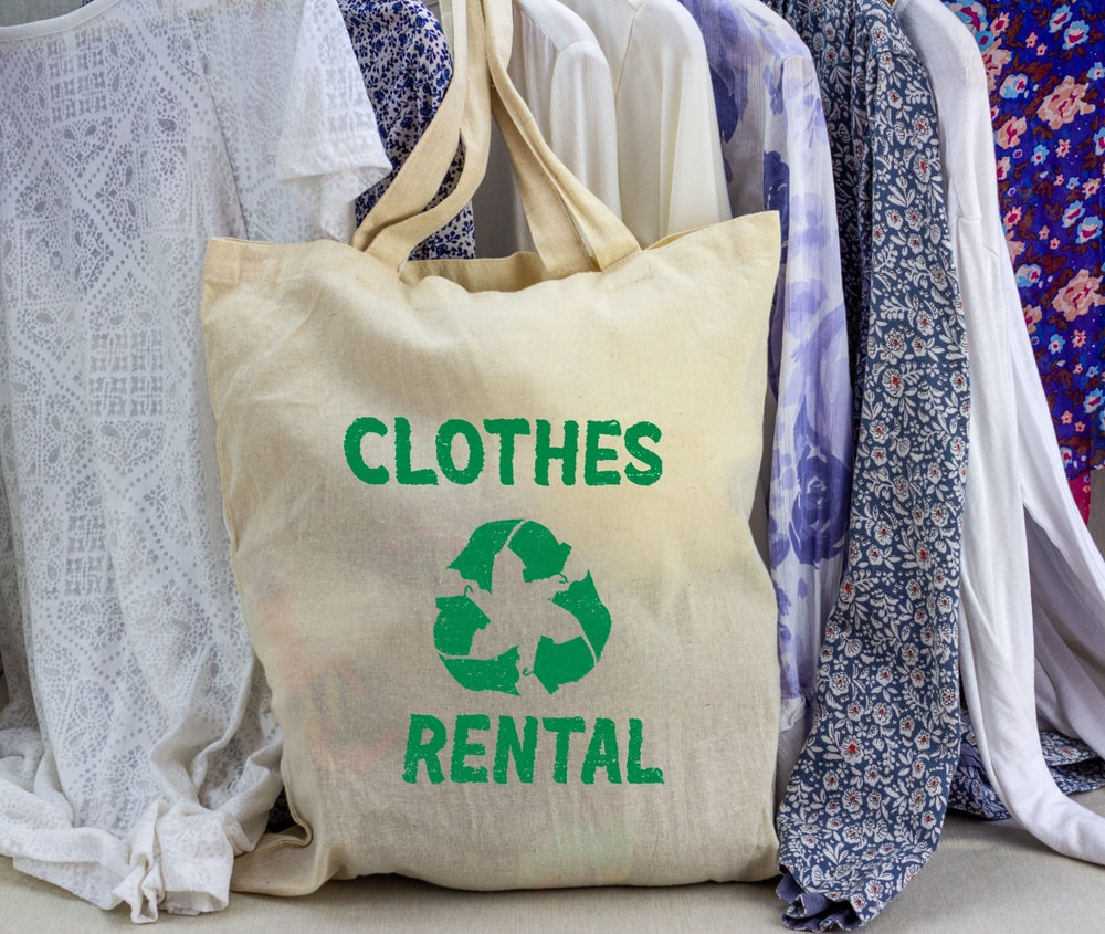 clothes renting