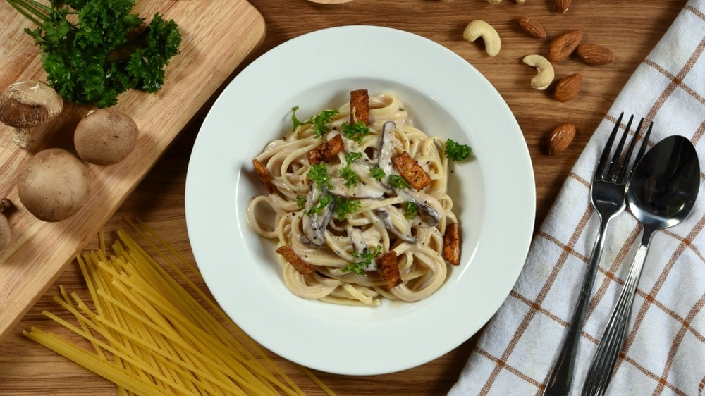 veganise italian food