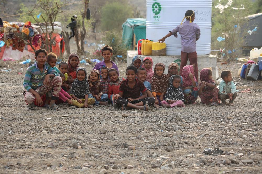 yemen environmental issues