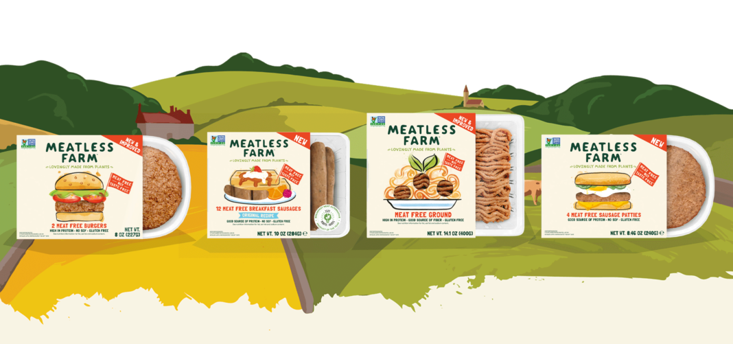 Meatless Farm US Products