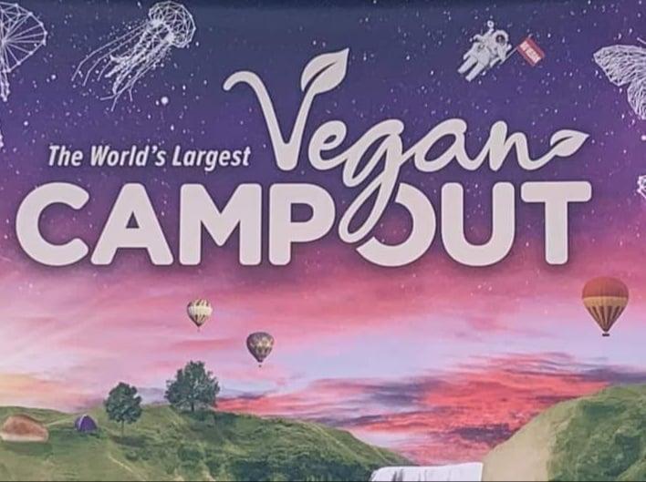 Vegan Camp Out 2021